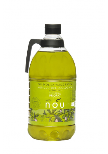 Molí Nou Ecològic - Oli d'oliva Verge Extra 2L